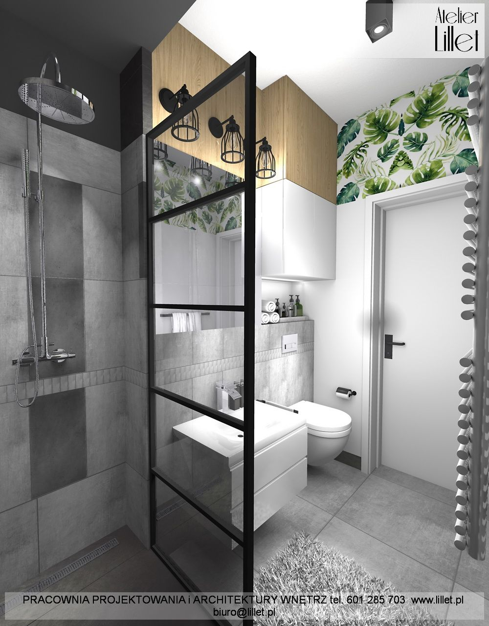 Koncepcja Liftingu Meskiej Lazienki Lil Let Projektowanie Wnetrz Szczecin Decorating Bathroom Bathroom Inspiration Interior Design Kitchen