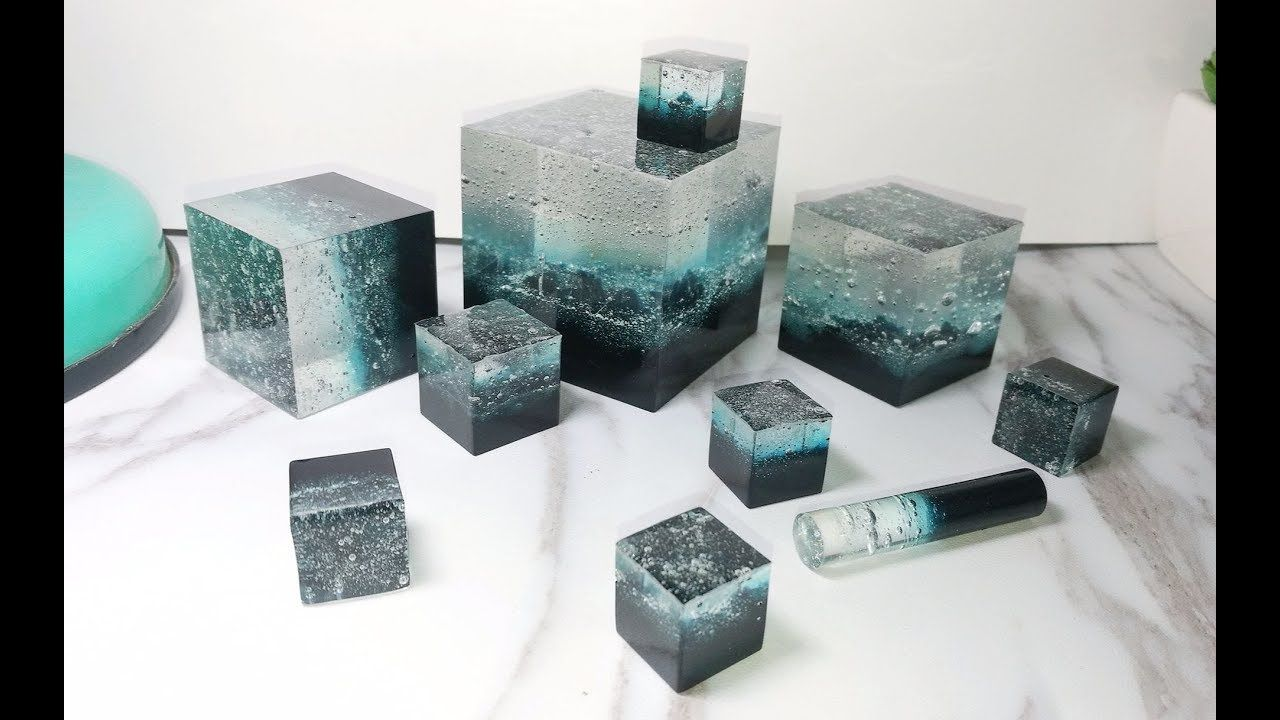 40++ Diy epoxy resin crafts ideas