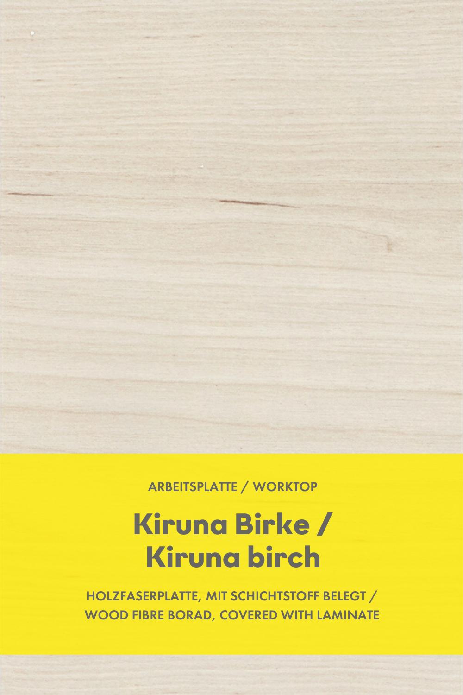 Kuchen Arbeitsplatte Kiruna Birke Kitchen Worktop Kiruna Birch In 2020 Arbeitsplatte Nolte Kuche Holzkuche