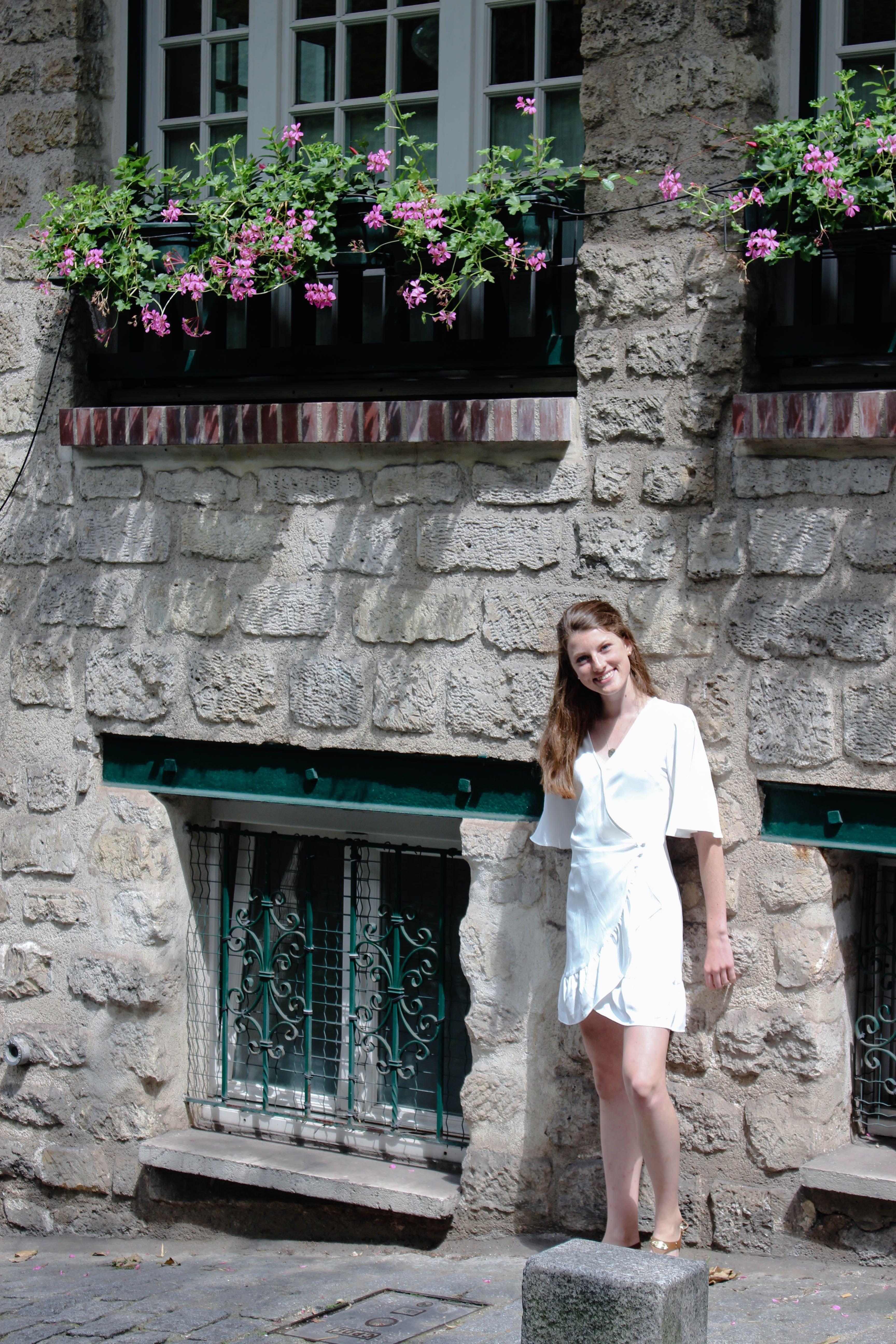 Montmartre - Adventures In Paris - La Lauren Grace
