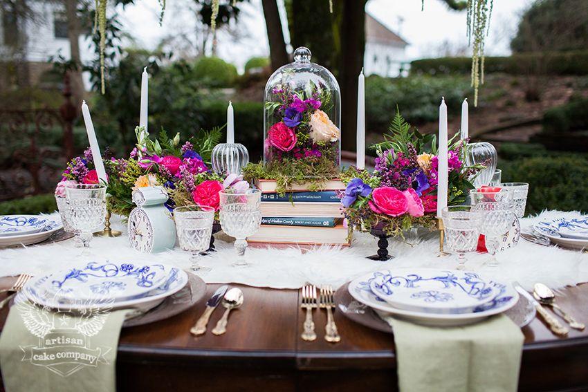 alice in wonderland garden wedding inspiration alice in wonderland garden alice in. Black Bedroom Furniture Sets. Home Design Ideas