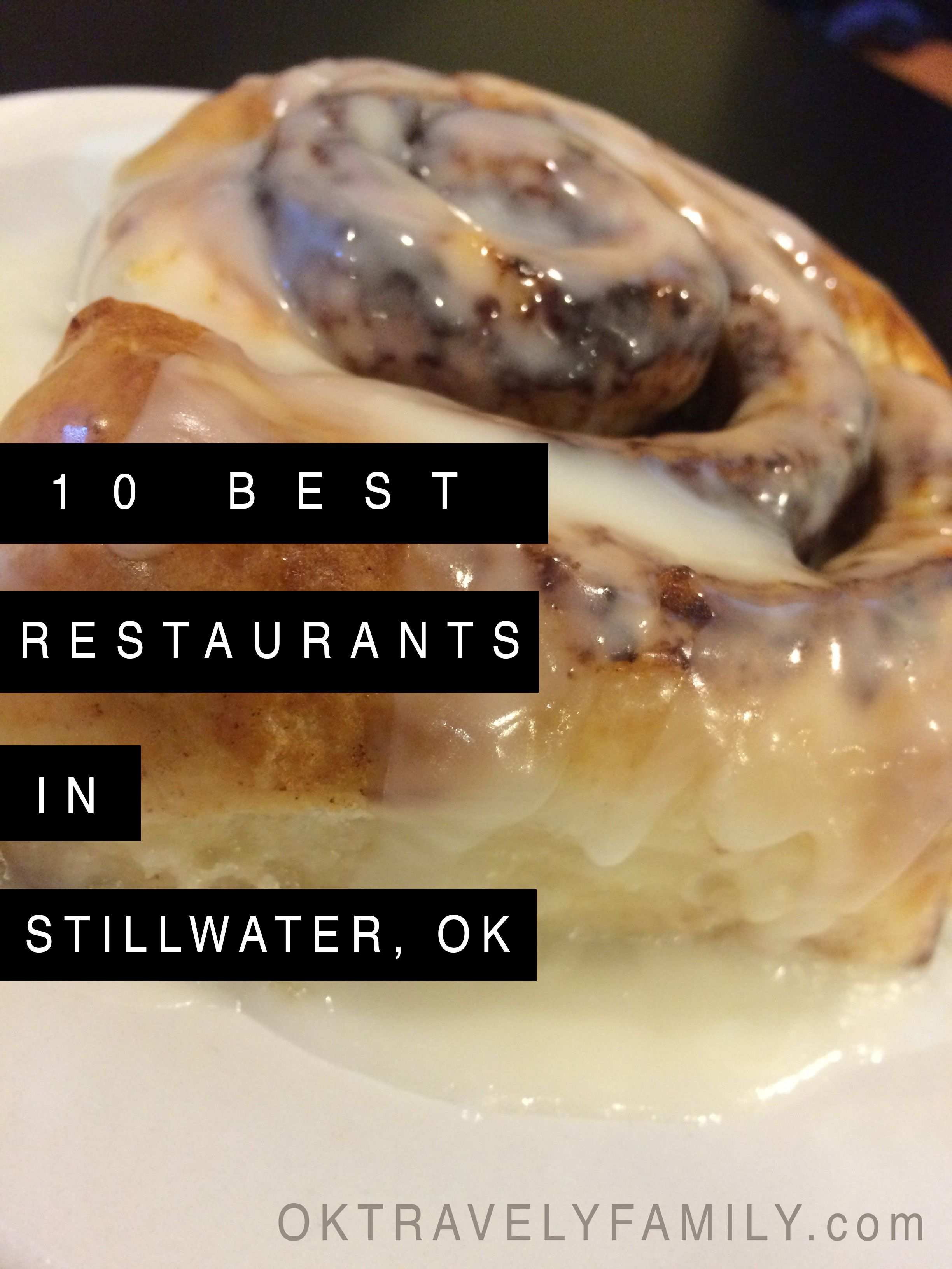 The 10 Best Places To Eat In Stillwater Still Water Oklahoma Restaurants Places To Eat