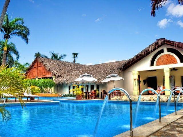 Cofresi Palm Beach And Spa Resort Puerto Plata République Dominicaine Situé Directement Sur La Magnifique
