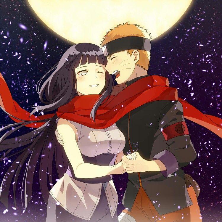 Hinata and Naruto | Naruto (naruhina) | Naruto, Naruhina e Casal anime