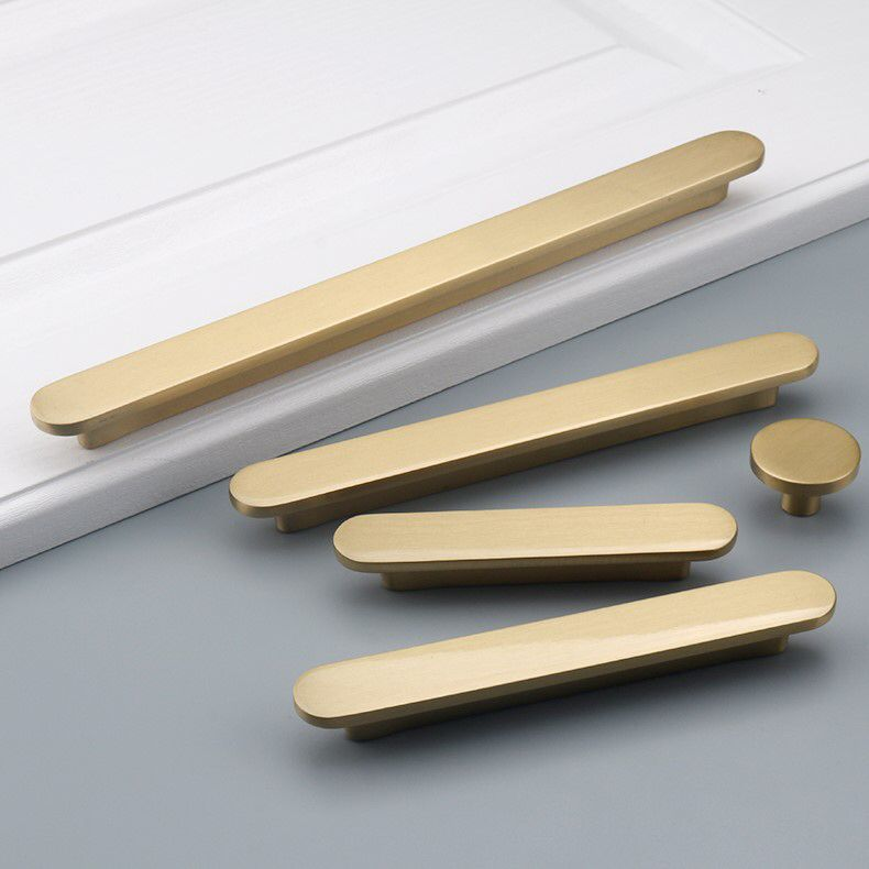 Curved Pull Handle Brass Door Handles Brass Door Door Handles