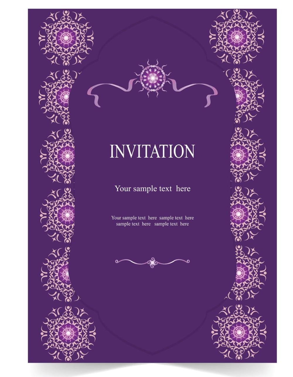 Invitation Template Background 6 Templates Example Templates Example Farewell Invitation Card Invitation Template Invitation Cards