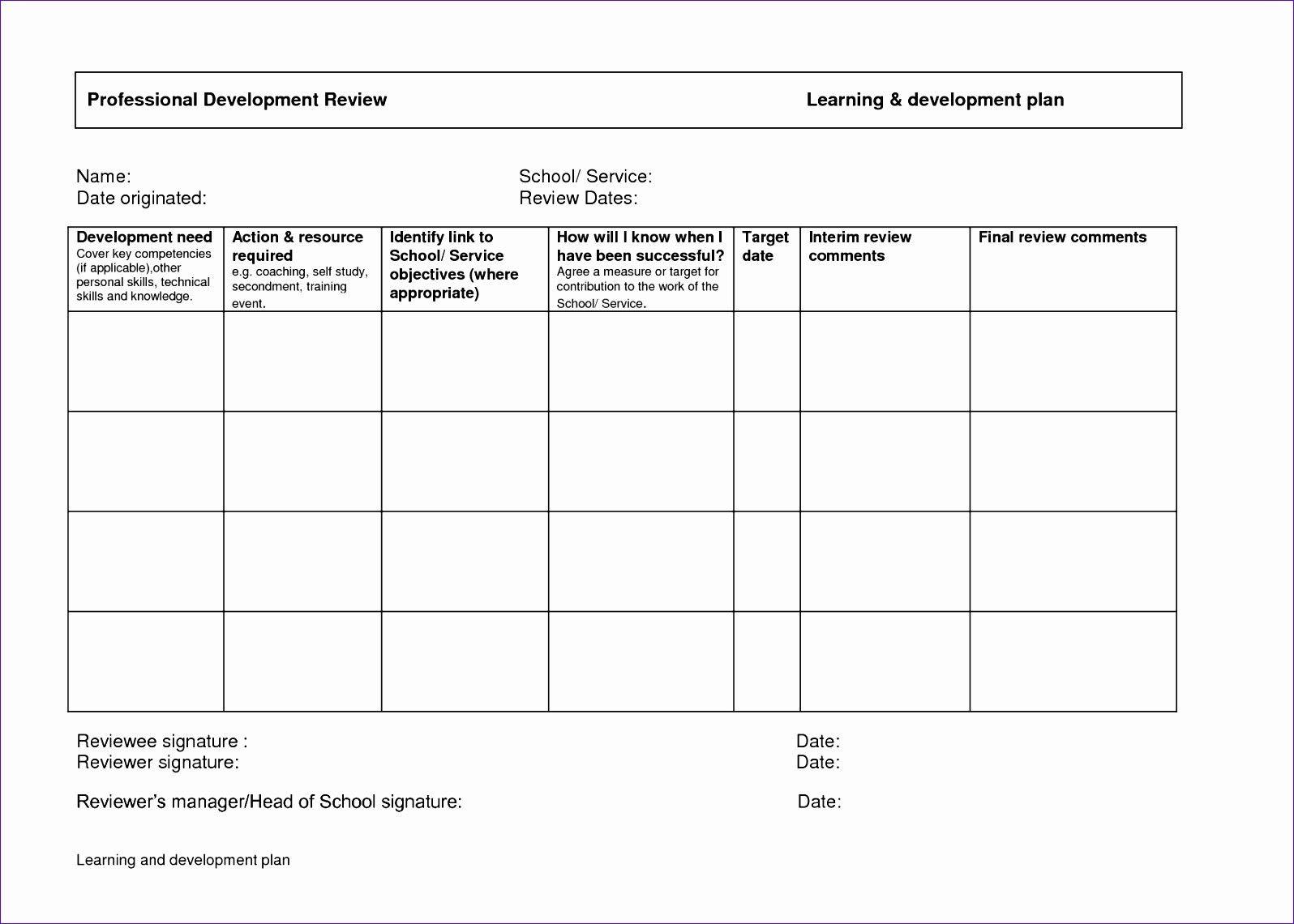 Workforce Plan Template Excel New 6 Workforce Planning
