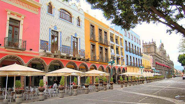 Guía de Atractivos Turísticos en Puebla, Puebla, México. | Vacaciones en  mexico, Vacaciones románticas, Catedral de puebla