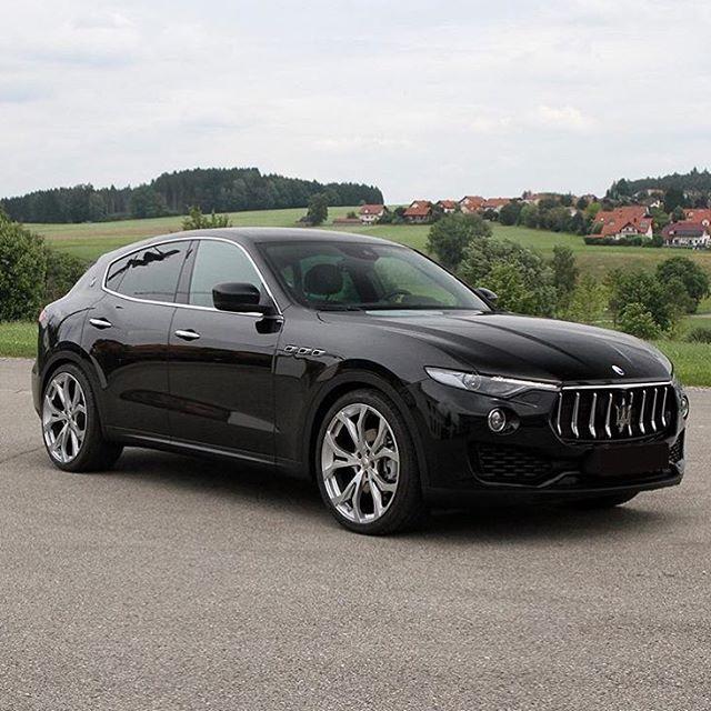 Maserati Levante Theaffluentleague Courtesy Of Novitecgroup