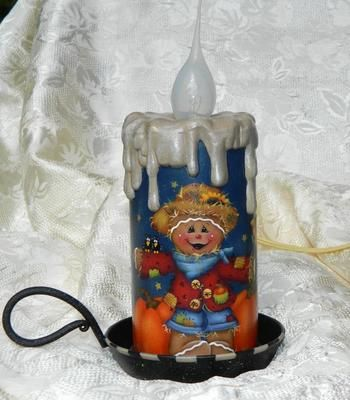 GB electric lamp ( candle ).