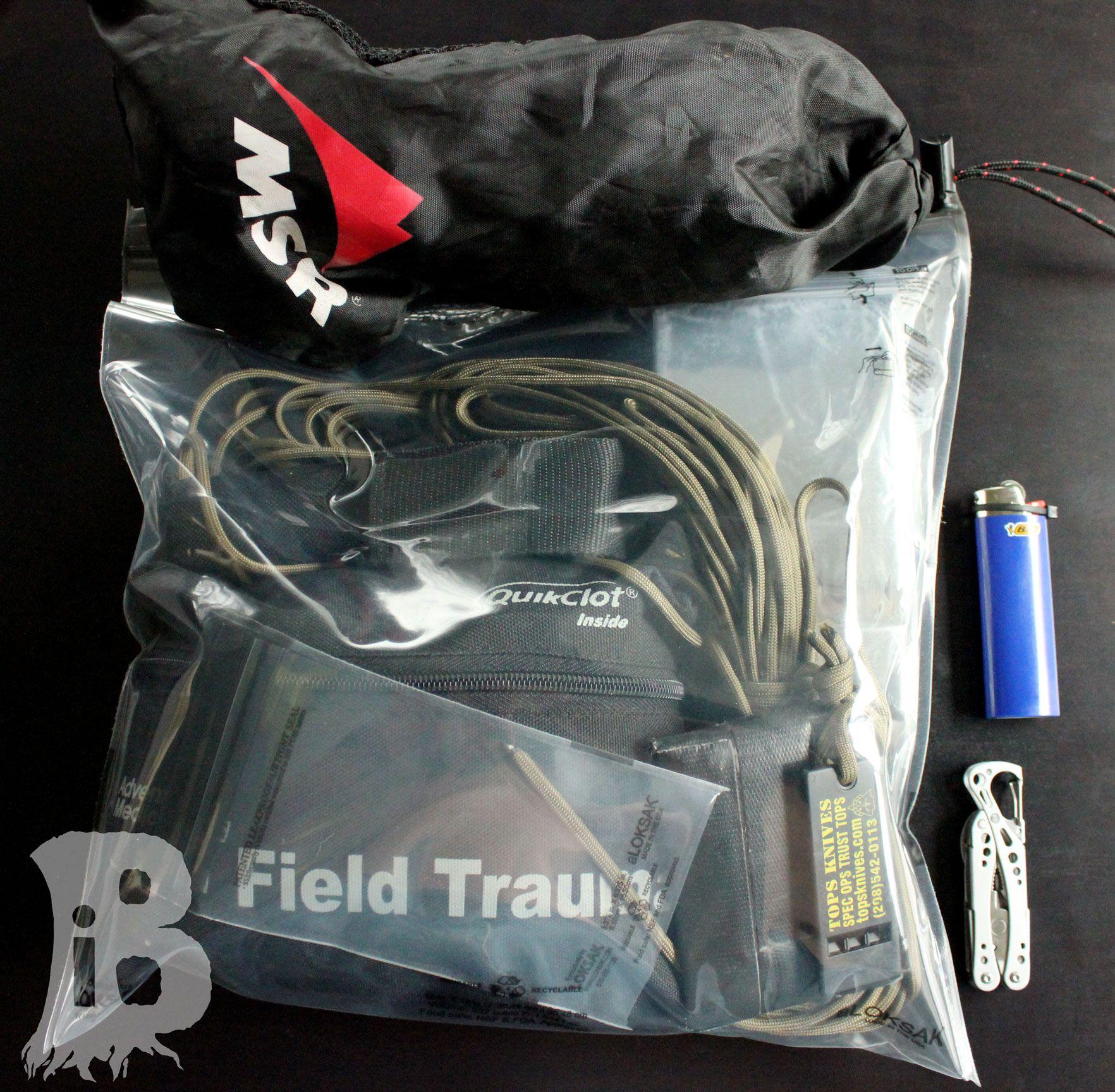 Make A Tsa Approved Carry On Emergency Kit Emergency Survival
