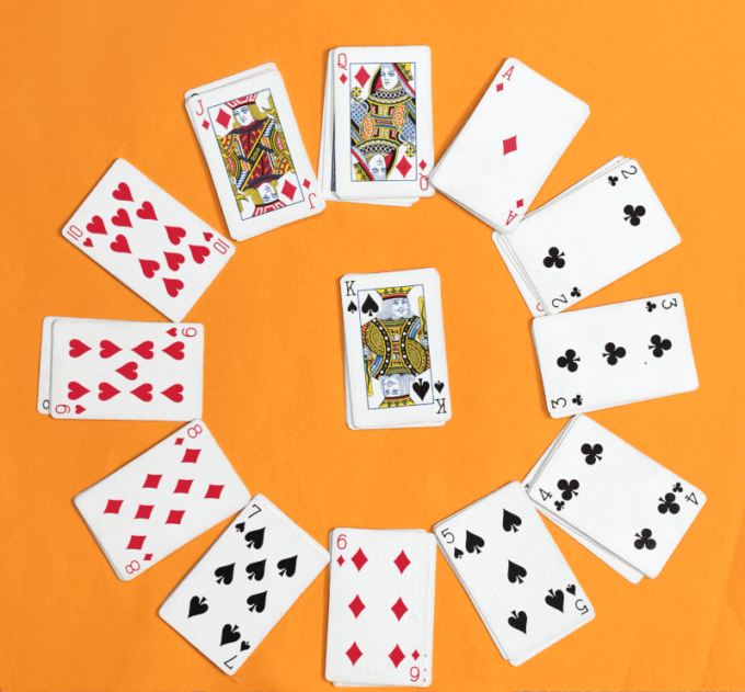 Clock Solitaire Card Game Keeps Kids Busy! in 2020