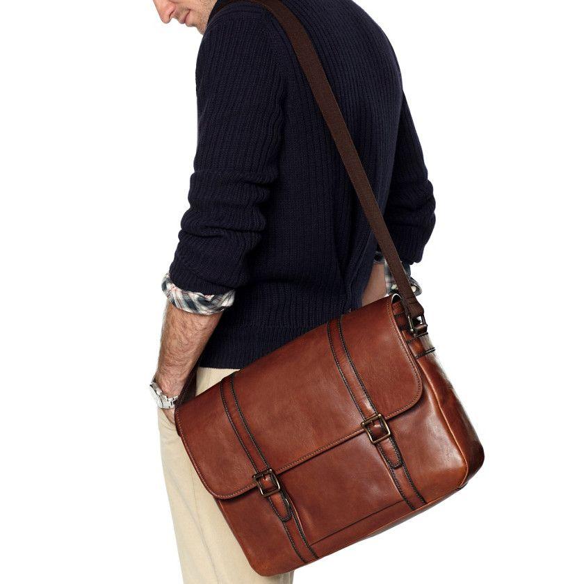 Fossil Bag Styles Messenger Bags Men Estate Mbg9092
