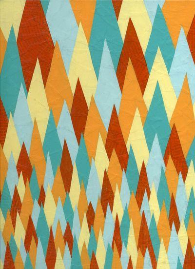 Triangles  by Ariel Wilson