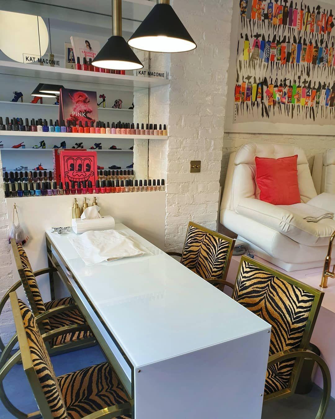 Kat Maconie Boutique And Salon Home Comforts Shoe Boutique Interior