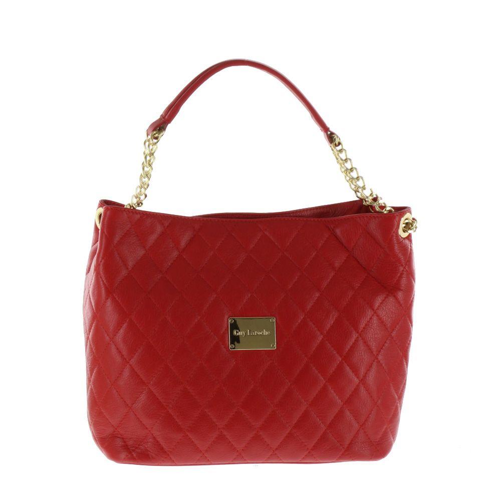 ea43b3d8cf9 Η quilted style Guy Laroche τσάντα που θα σου κλέψει την καρδιά ...