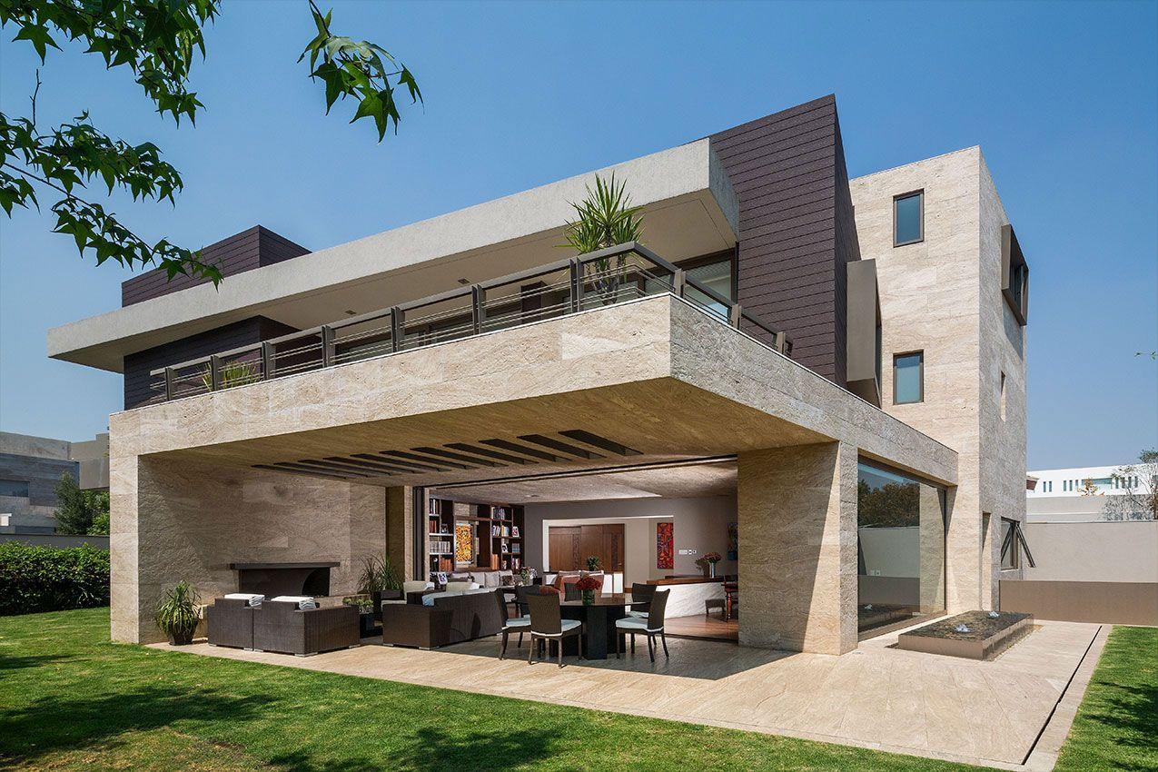 Carranza y ruiz arquitectura arquitectura casas - Casas arquitectura moderna ...