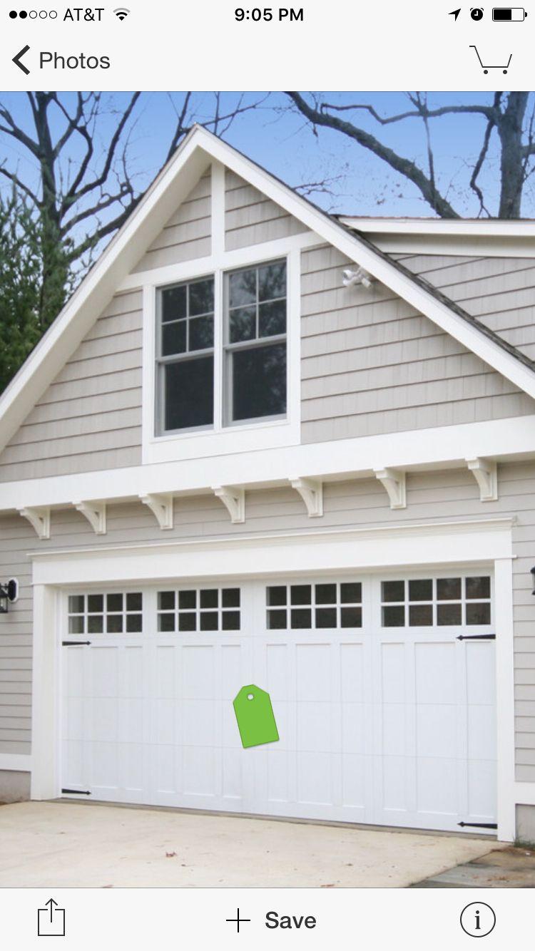 Craftsman Garage Garage Door Design Garage Doors Garage Door Styles