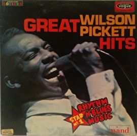 Wilson Picket - Great Wilson Pickett Hits