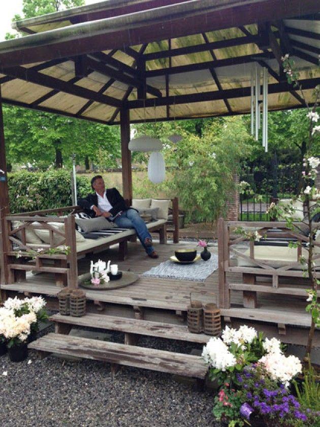 Japanse tuin ontwerpen en aanleggen vtwonen tuin for Eigen moestuin ontwerpen en aanleggen