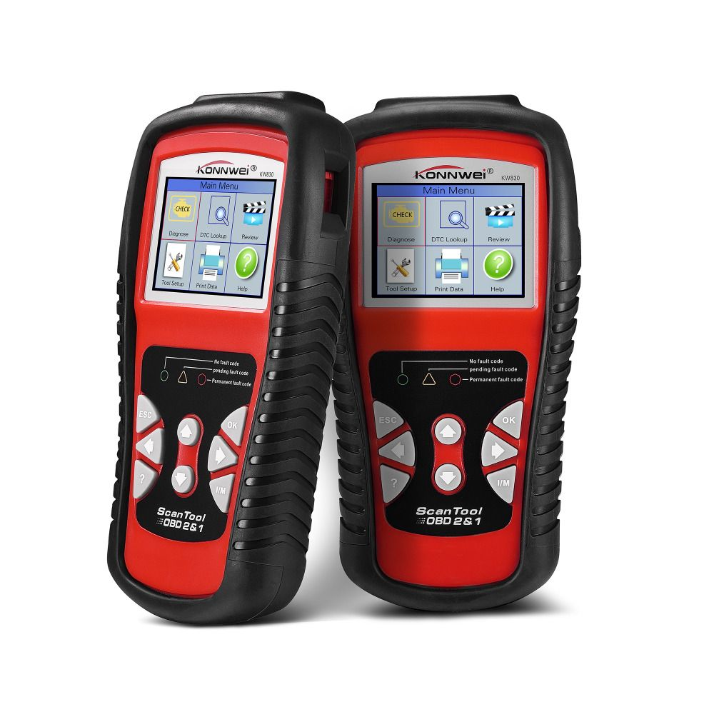 KW830 AL519 OBD2 EOBD Car Fault Code Code Readers & Scan