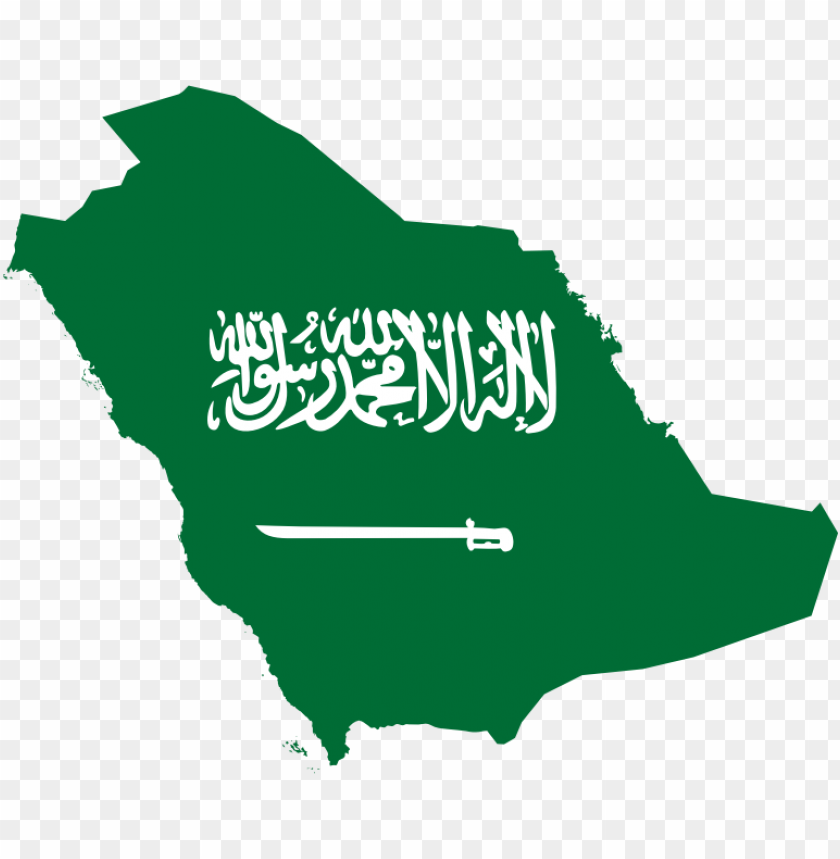 خريطة المملكة العربية السعودية Png Image With Transparent Background Png Free Png Images Book Cover Design Inspiration National Day Saudi Graphic Design Posters
