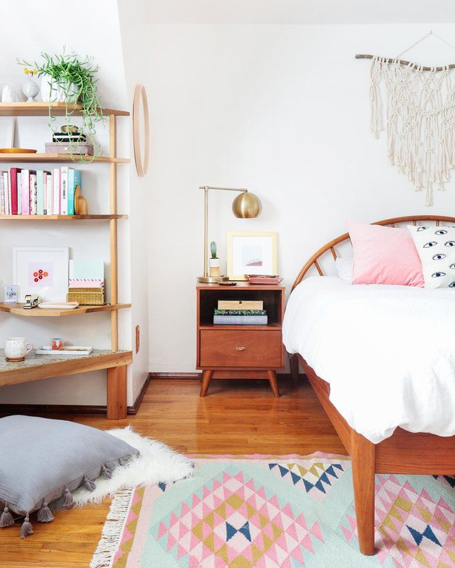 Redecorating a room can be a challenge—unless your friends ...