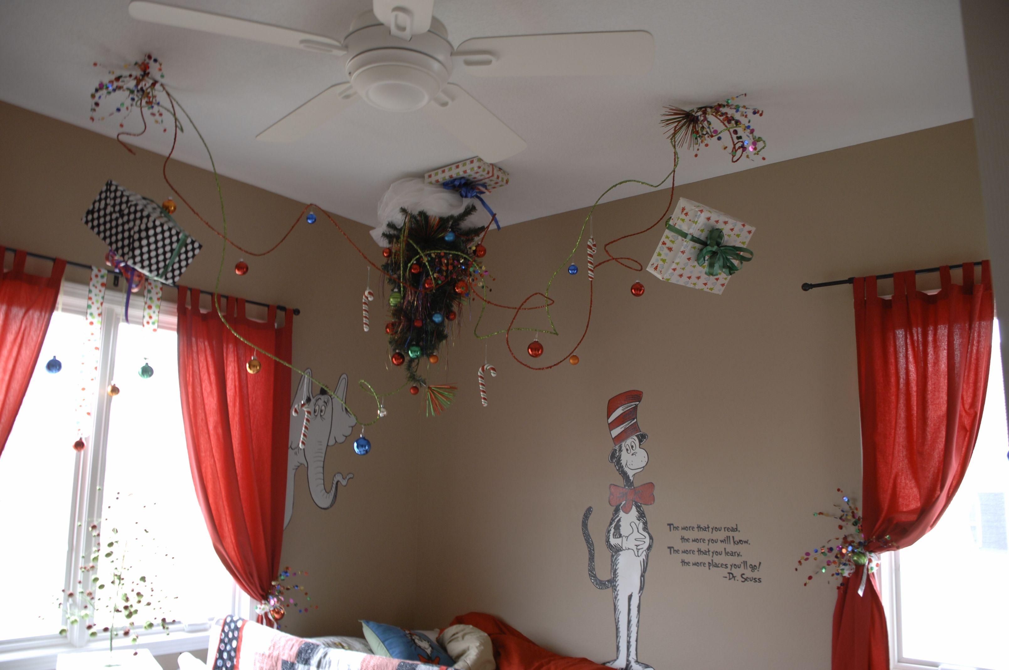 Dr Seuss Room
