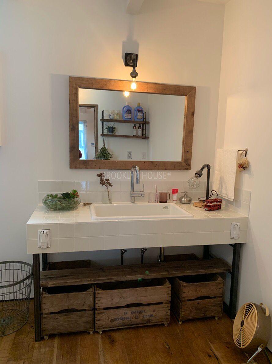 Good バスルーム #タイル #ブルックリン #ブルックリンハウス #デザインソース #designsource #
