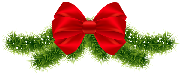 Christmas Red Bow Png Clipart Image Clipart Clipart Kostenlos Rotes Weihnachten