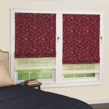 jcp | JCPenney Home™ Custom Spencer Double Roman Shade