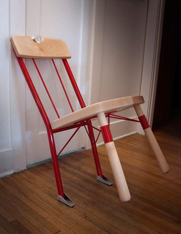 Door Jamming Chair