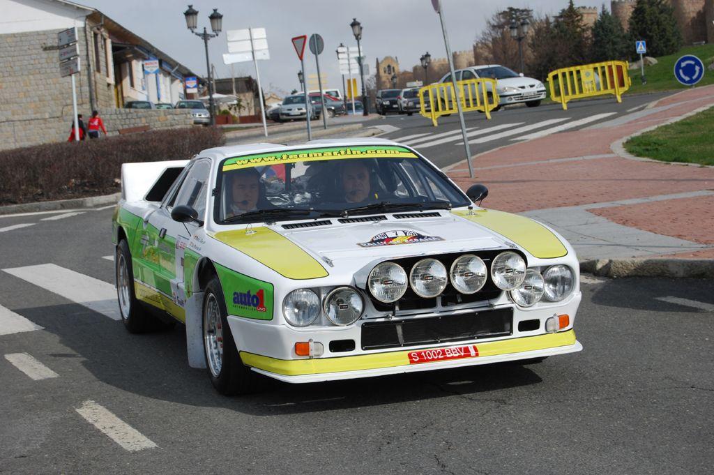 Lancia 037 2012 by Teo Martín