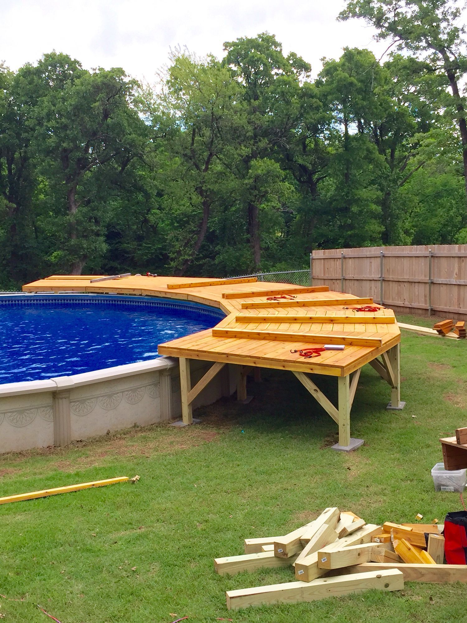 37+ Most Popular Backyard Ideas With Pool Design For 2019 ...