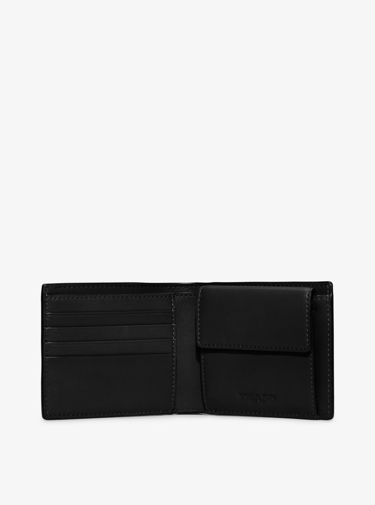 c3f968609cf9 MICHAEL KORS Harrison Leather Billfold Wallet. michaelkors all ...