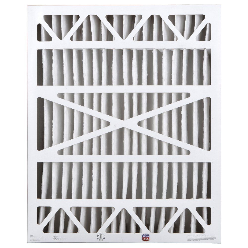 BestAir A201SGMBOX11R Furnace Filter, 20quot; x 25quot; x