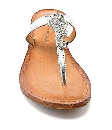 16e927dfa1e72d Antonio Melani Seymour Seahorse Sandals  Dillards - LOVE these sandals but  sadly they just don t fit me  (