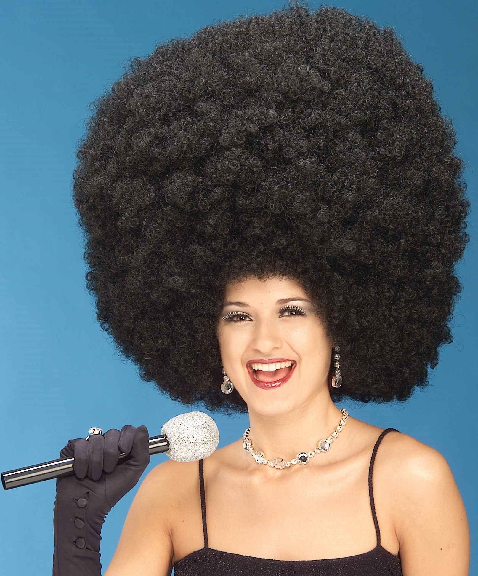AVIATOR SUNGLASSES Mens Ladies curly clown fancy dress 1970s 70s 60s AFRO WIG