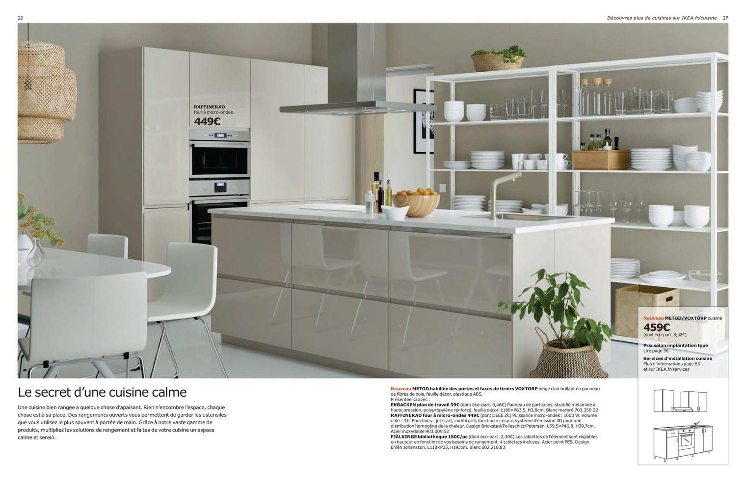 Porte Laque Blanc Ikea ikea cuisine facade