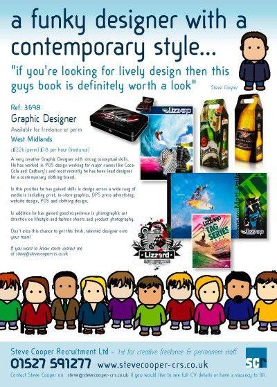 Creative Recruitment Ads Recruitment Ads Creative Jobs Magazine Web Design