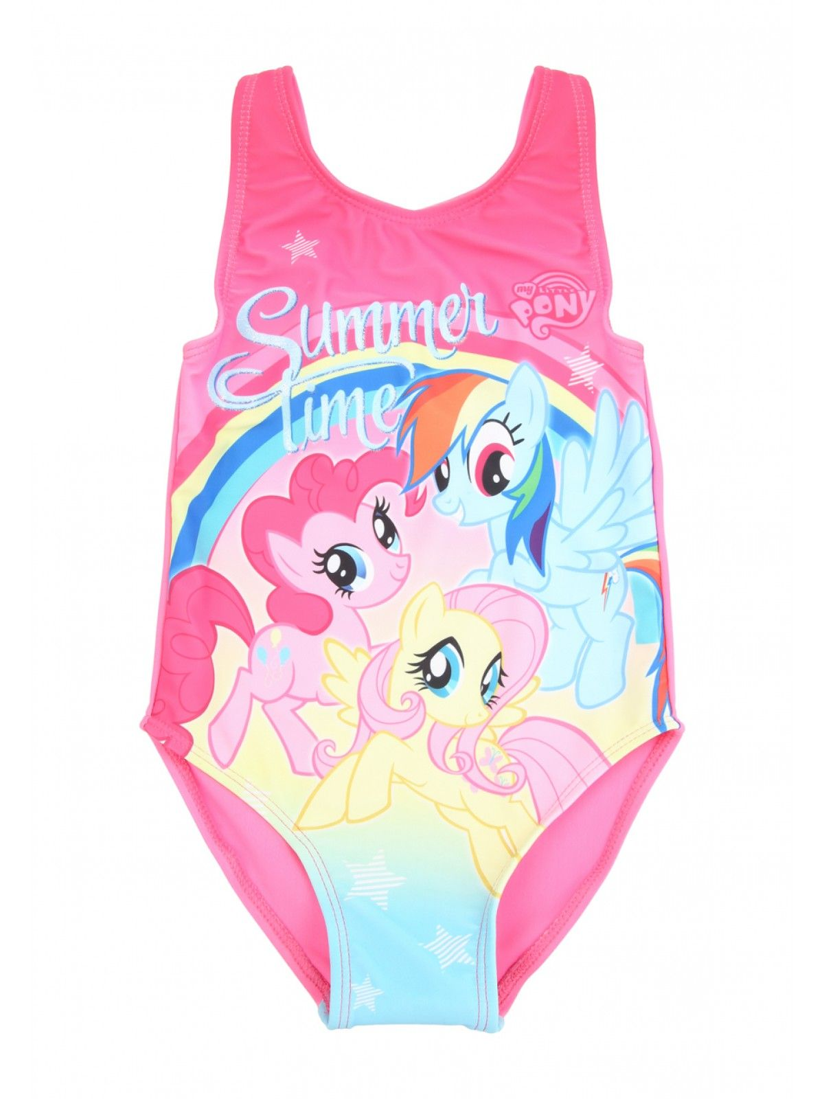 afb8cb0ff9e69 MLP Official Licensed My Little Pony Girls Swimming Costume
