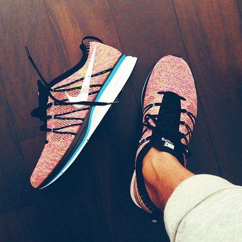 Nice Nike Flyknit Multicoloured.  sneakers  78509e7638