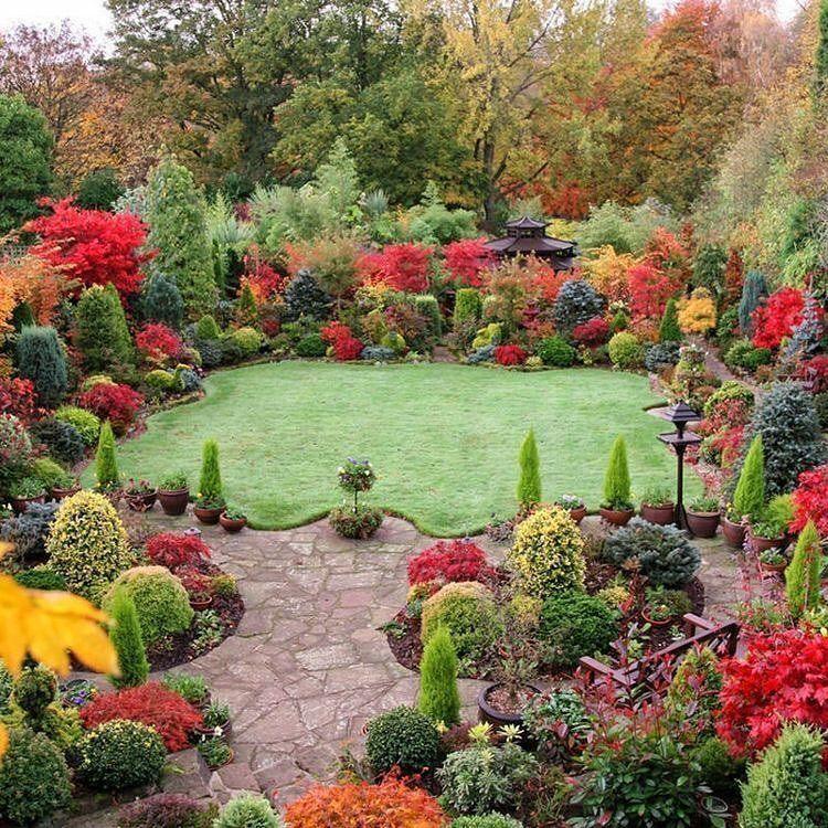 Four Seasons Garden, UK photo from monjardinage on