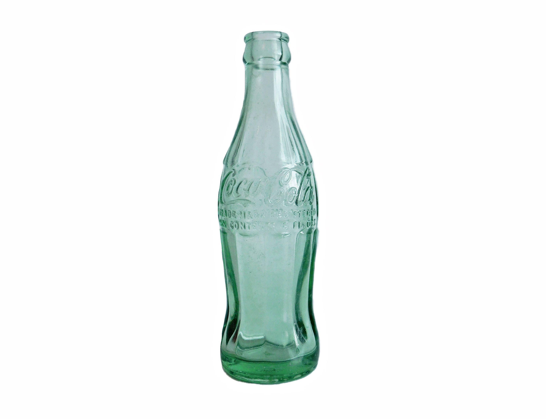 Orlando Florida Hobbleskirt Coca Cola Bottle, Embossed Logo, Circa ...