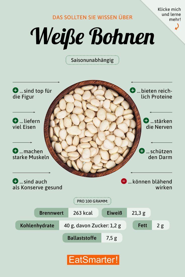 weiße Bohnen   – 10 am Tag | gesunde Lebensmittel