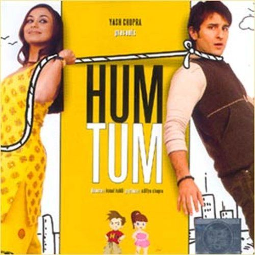 Hum Tum 2004 Blu Ray Saif Ali Khan Drama Romance Hindi Film Bollywood Movie Indian Best Bollywood Movies Bollywood Movies Bollywood Movie Songs