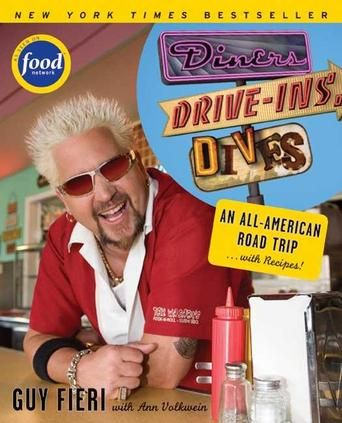 Diners, Drive-Ins, Dives! So many amazing places to eat