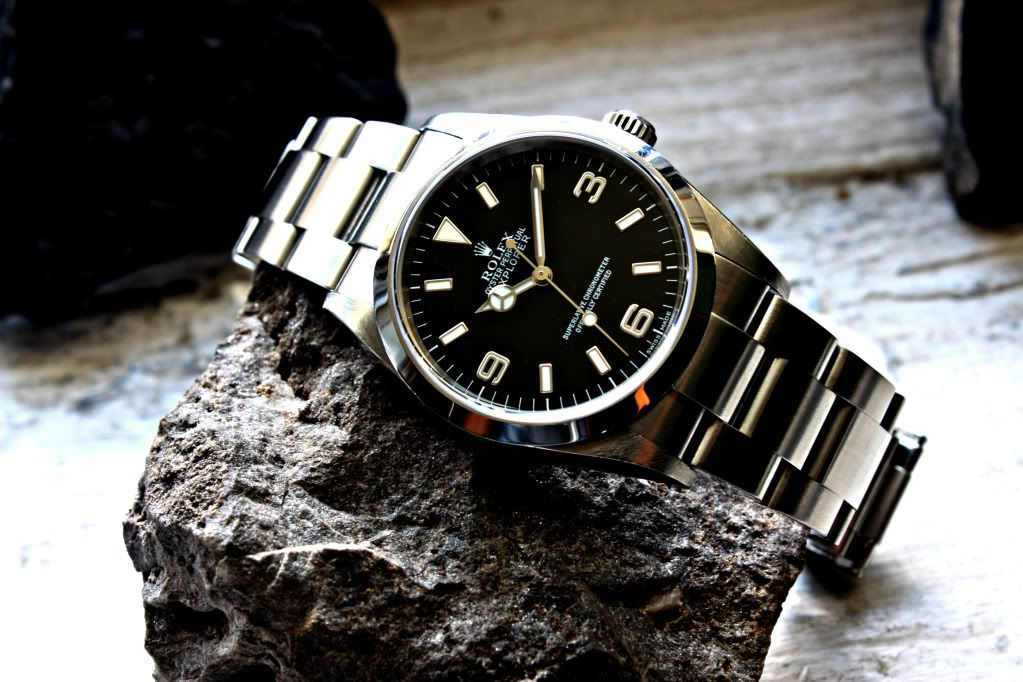 check out ac903 b444d Explorer 114270 - Rolex Forums - Rolex Watch Forum | watches ...
