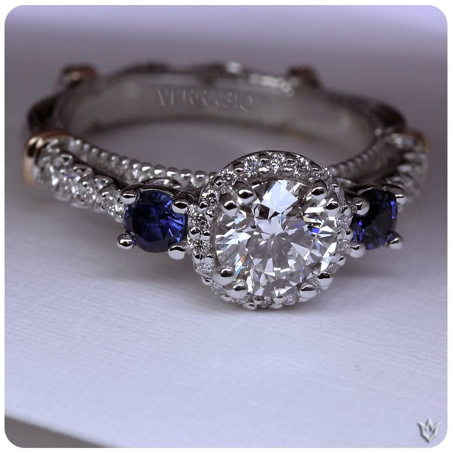 #Capri #Jewelers #Arizona is the only #Verragio Premier Boutique in the State of Arizona ~  http://www.caprijewelersaz.com/Verragio/17500001/EN  ♥ Blends tradition and modern techniques to create its own unique style.  Parisian-122R