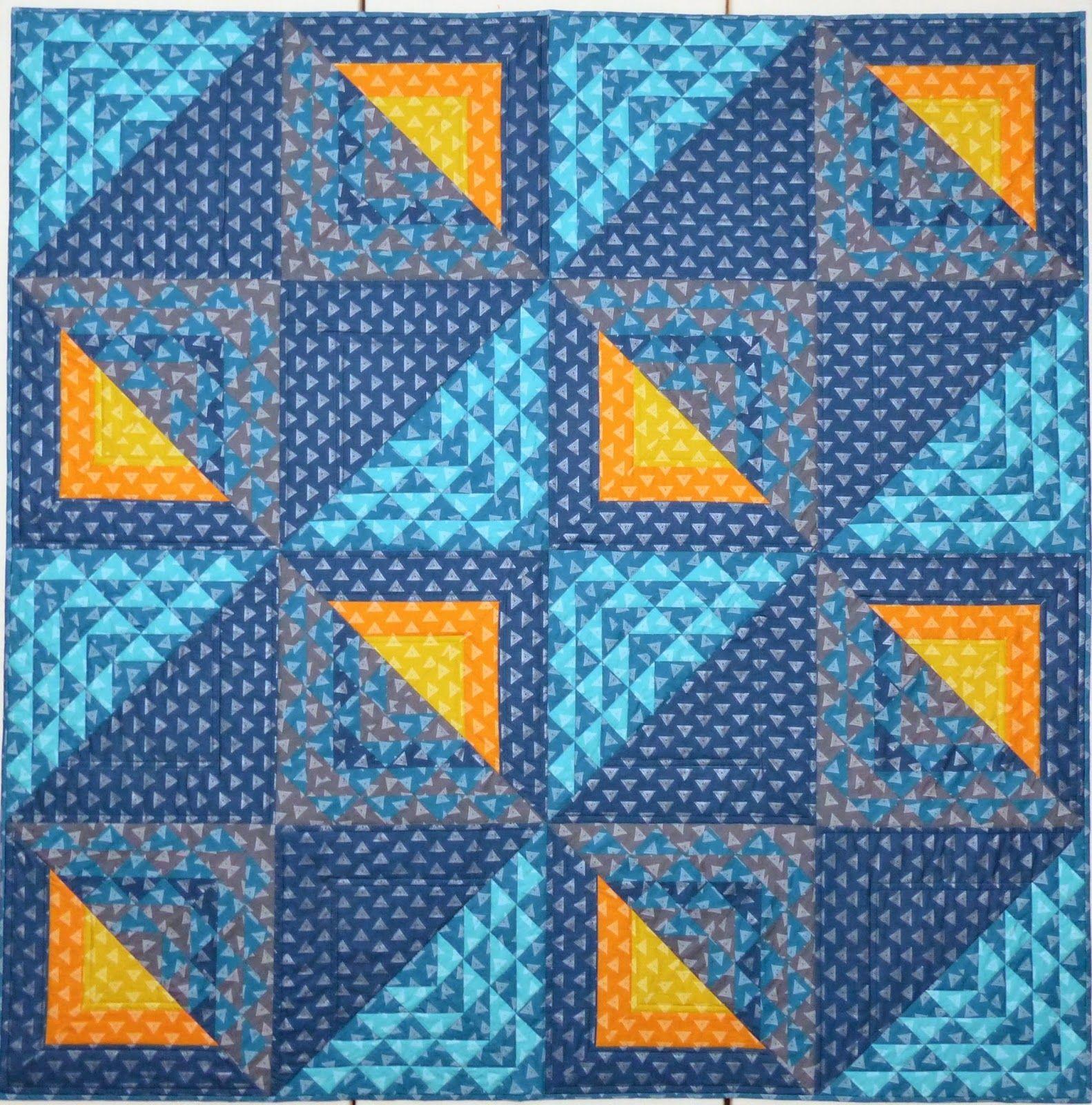 Quilt Matters: Birchen - À la Quilt Matters